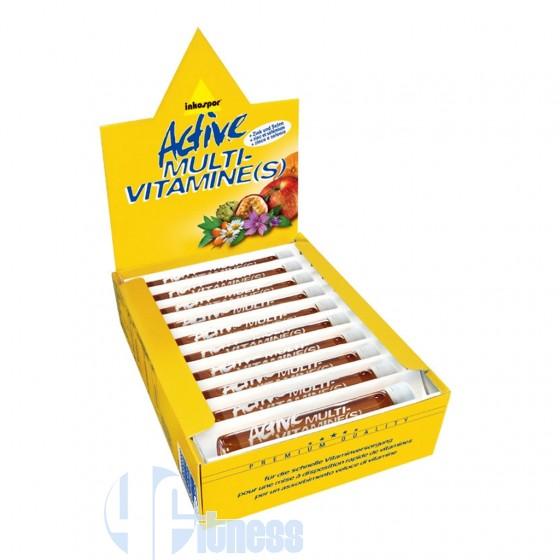 ACTIVE MULTI-VITAMINE(S)