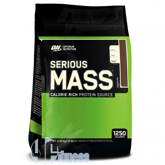 Optimum Serious Mass Gainer Proteico