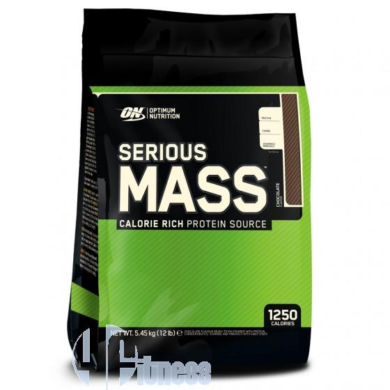 Optimum Serious Mass Gainer Proteico