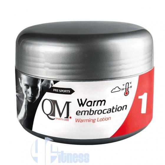 QM SPORTS WARM EMBROCATION 200 ML