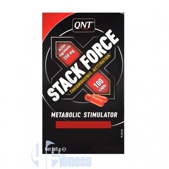 Qnt Stack Force Termogenico con Caffeina