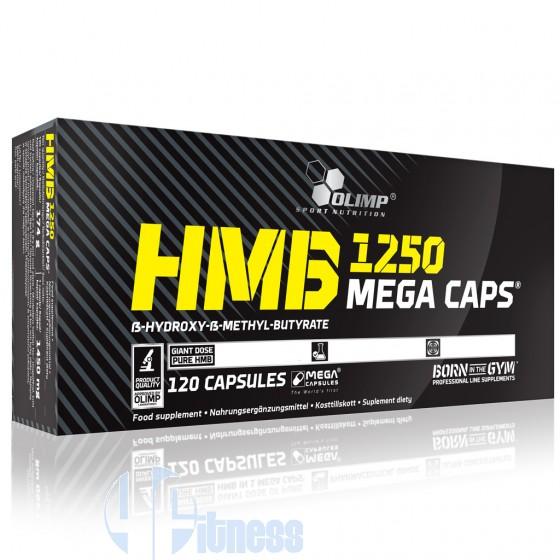 Olimp HMB Mega Caps Stimolanti ed Ergogenici