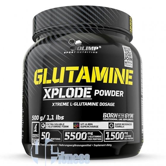 Olimp Glutamine Xplode Powder Aminoacidi e Glutammina