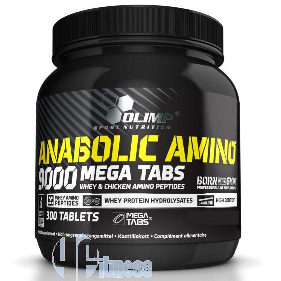 Olimp Anabolic Amino 9000 Pool di Aminoacidi