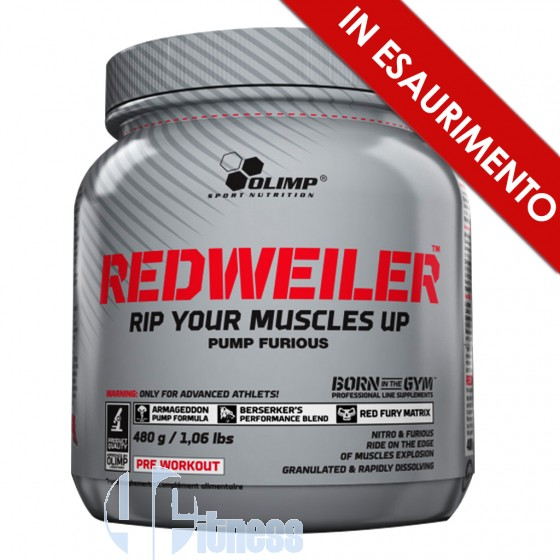 Olimp Redweiler Pre-Workout