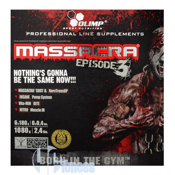 OLIMP MASSACRA EPISODE 3 180 GR