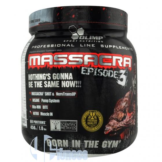 Olimp Massacra Episode 3 Pre-Workout