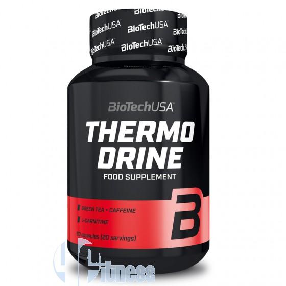 Biotech Usa Thermo Drine Termogenici Con Caffeina