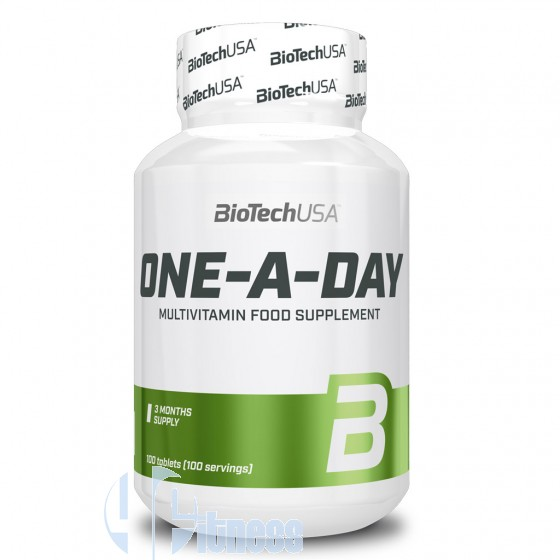 Biotech Usa One A Day Vitamine e Minerali