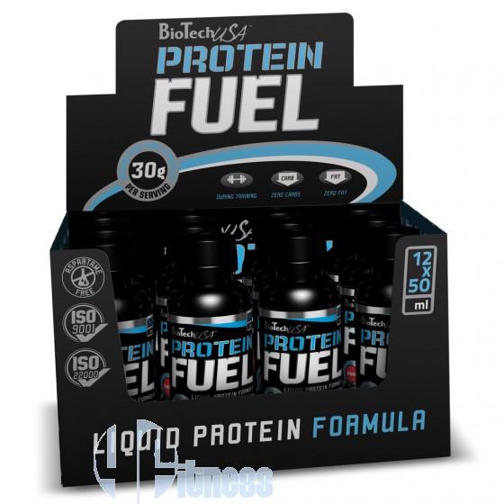 Biotech Usa Protein Fuel Proteine Liquide