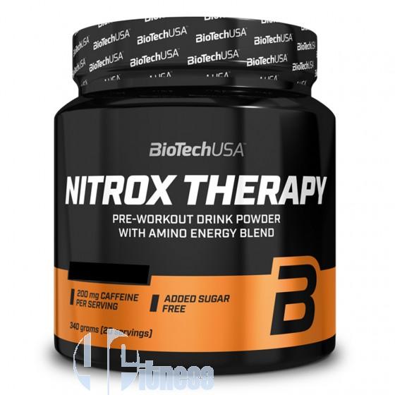 Biotech Usa Nitrox Therapy Pre-Workout