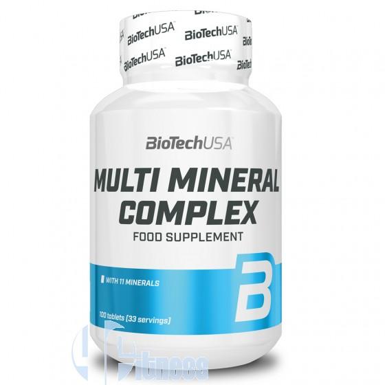 Biotech Usa Multi Mineral Complex Vitamine e Minerali