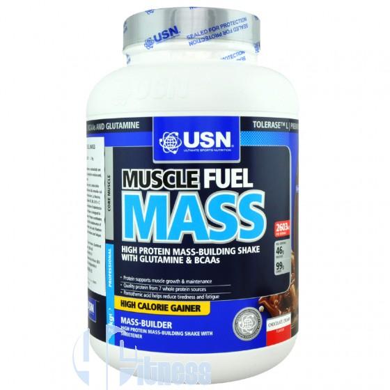 MUSCLE FUEL MASS 2 KG