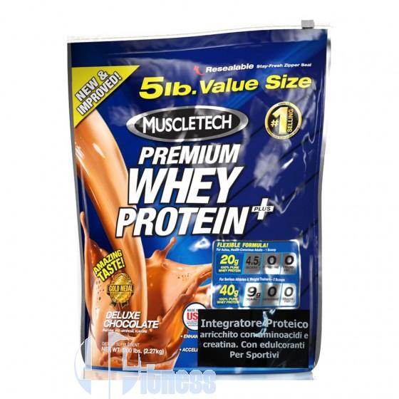 Muscletech 100% Premium Whey Protein Proteine del Siero di Latte