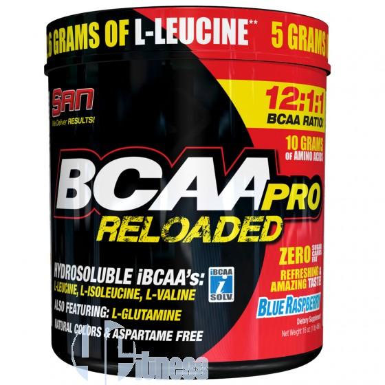 BCAA PRO RELOADED 450 GR
