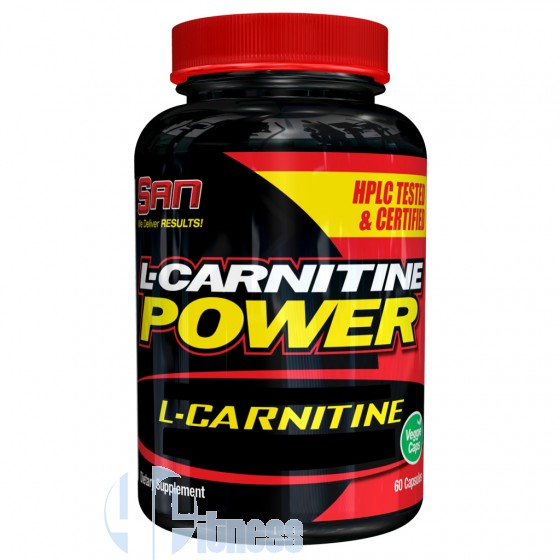 L-CARNITINE POWER 60 CPS