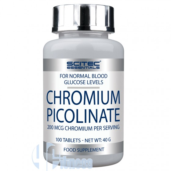 Scitec Nutrition Chromium Picolinate Vitamine e Minerali