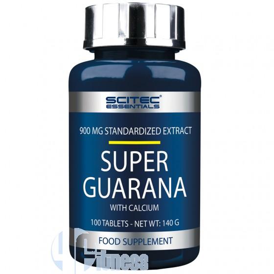 Scitec Nutrition Super Guaranà Stimolanti ed Ergogenici