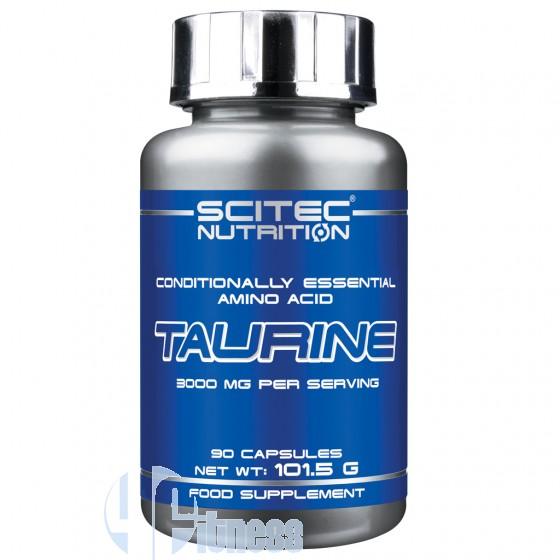 Scitec Nutrition Taurine Stimolanti ed Ergogenici