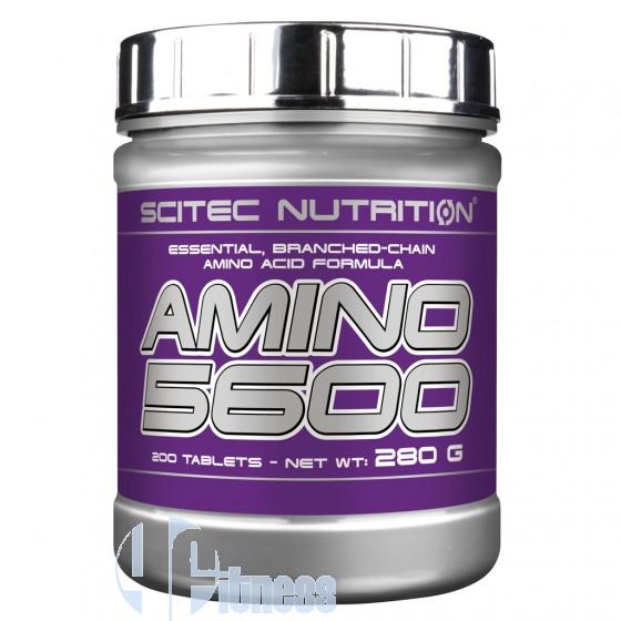 Scitec Nutrition Amino 5600 Pool di Aminoacidi