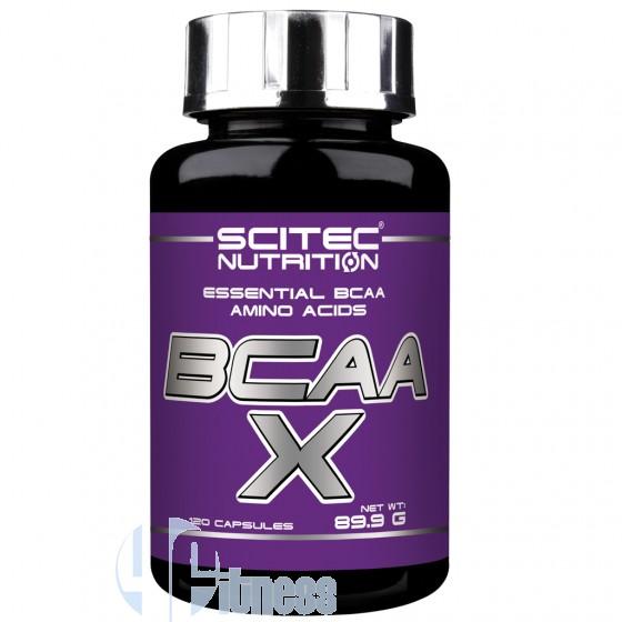 Scitec Nutrition Bcaa-X Aminoacidi Ramificati
