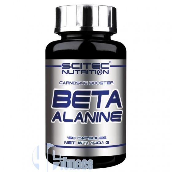 Scitec Nutrition Beta Alanine Inibitori Acido Lattico