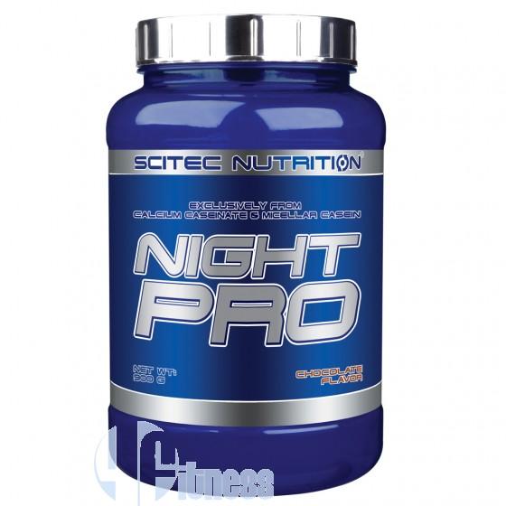 Scitec Nutrition Night Pro Proteine a Lento Rilascio