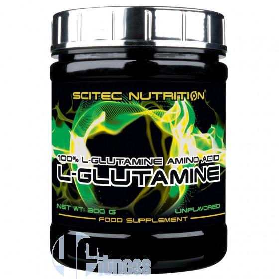 Scitec Nutrition L-Glutamine Aminoacidi e Glutamina