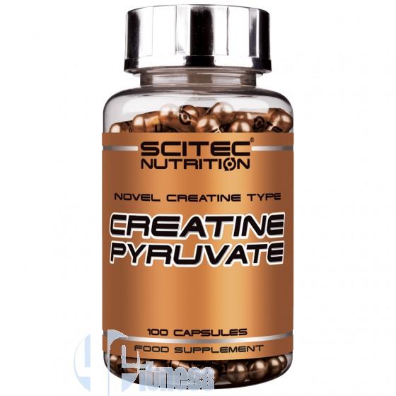 Scitec Nutrition Creatine Pyruvate Creatina