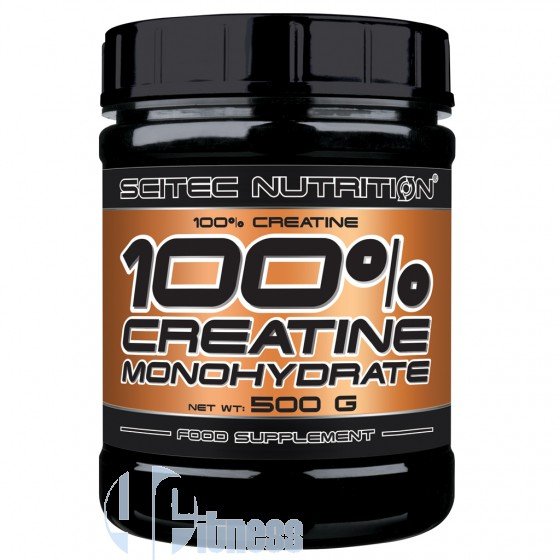 Scitec Nutrition Creatine Monohidrato Creatina Pura