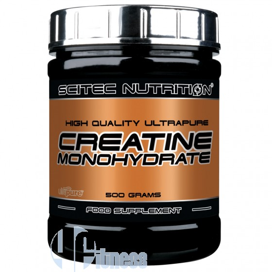 SCITEC CREATINE ULTRA PURE 500 GR