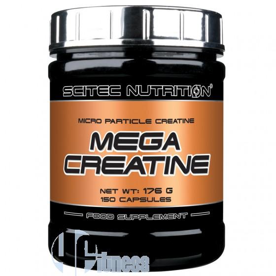 Scitec Nutrition Mega Creatine Creatina Pura