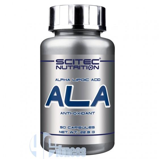 Scitec Nutrition ALA Acido Alfa Lipoico