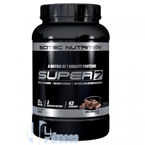 Scitec Nutrition Super-7 Proteine a Lento Rilascio