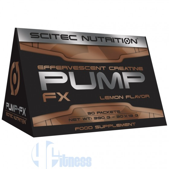 Scitec Nutrition Pump-Fx Creatina Effervescente