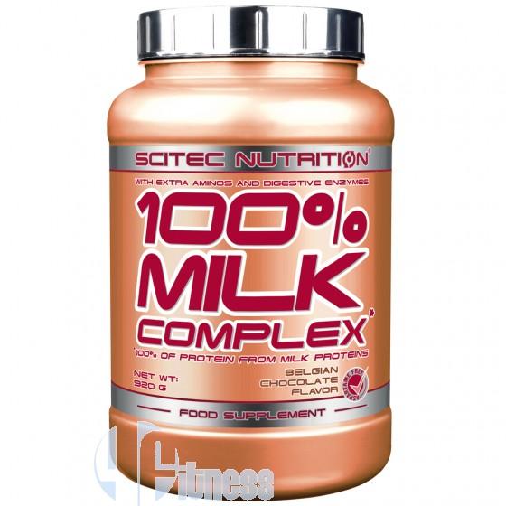 Scitec Nutrition 100% Milk Complex Proteine del Siero di Latte