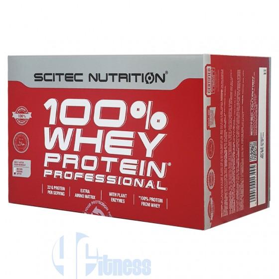 Scitec Nutrition 100% Whey Professional Box Proteine del Siero di Latte