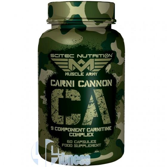 Muscle Army Carni Cannon Carnitina