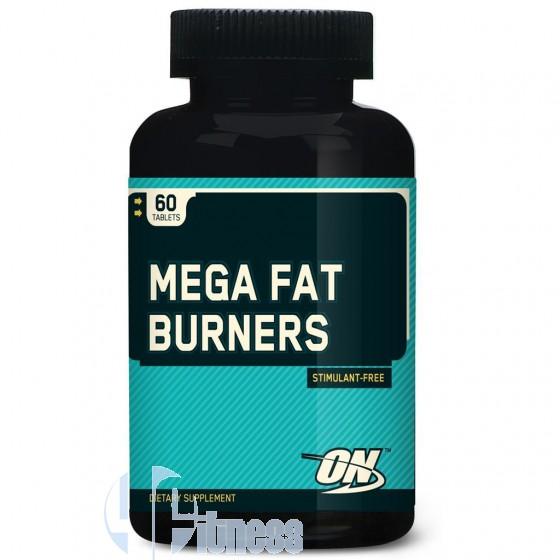 MEGA FAT BURNERS 60 CPR
