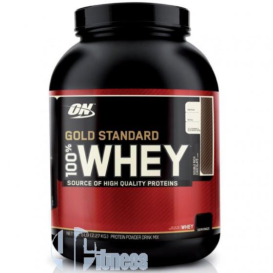 Optimum 100% Whey Gold Proteine del Latte