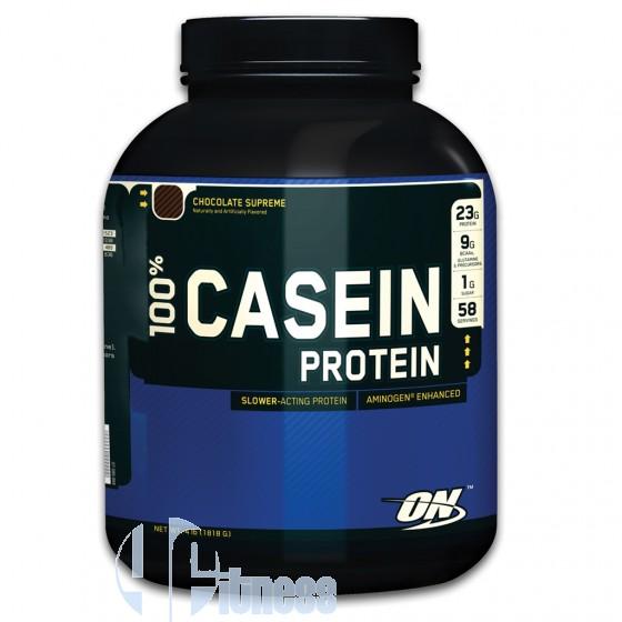 Optimum 100% Casein Proteine a Lento Rilascio