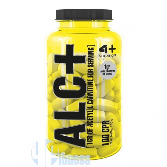 4 Plus Nutrition Alc+ Termogenici Senza Caffeina