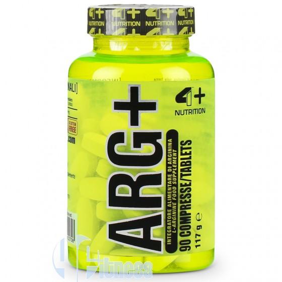4 Plus Nutrition Arg+ Stimolanti ed Ergogenici