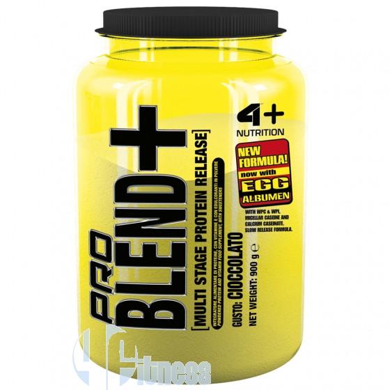 4 Plus Nutrition Pro Blend+ Proteine a Lento Rilascio