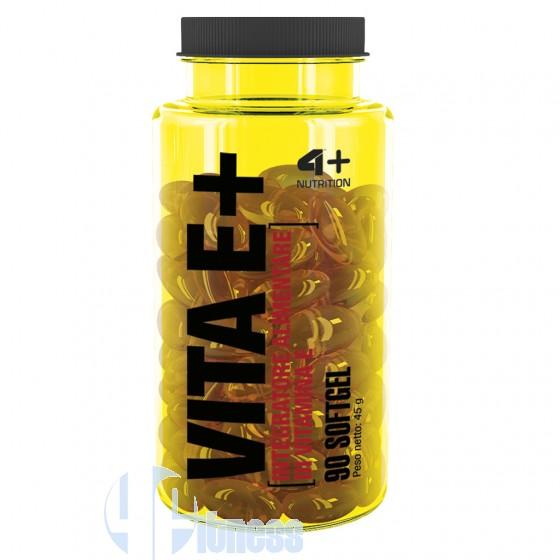 4 Plus Nutrition Vita E+ Vitamine Minerali Antiossidanti