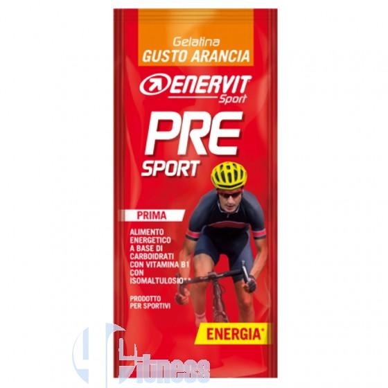 Enervit Pre Sport Gelatina Energetico