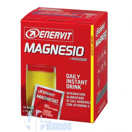 Enervit Magnesio + Potassio Sali Minerali