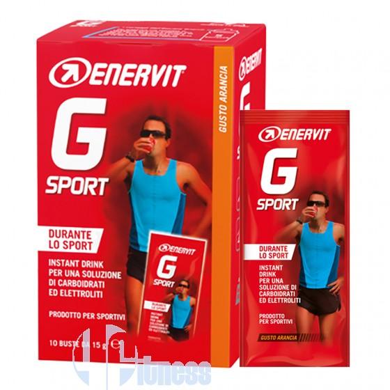 Enervit G Sport Buste Sali Minerali