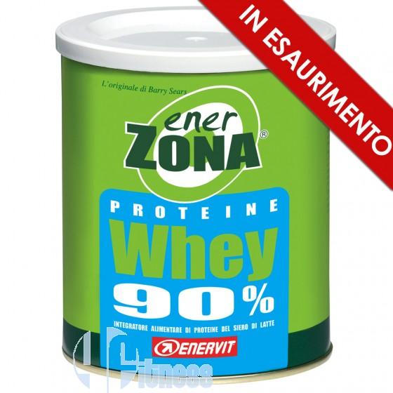 Enerzona Proteine Whey 90% Proteine del Siero di Latte