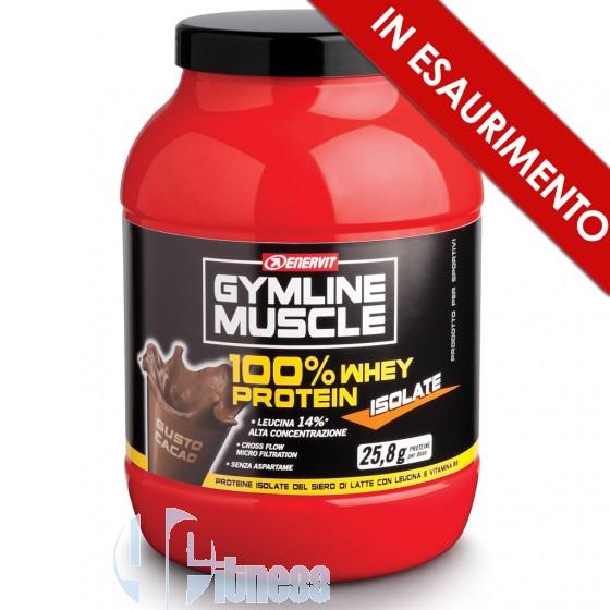 Enervit Gymline 100% Whey Protein Isolate Proteine Isolate